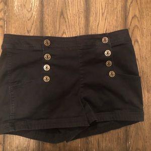 Express sailor shorts